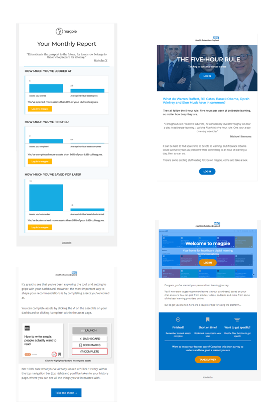 EmailScreens