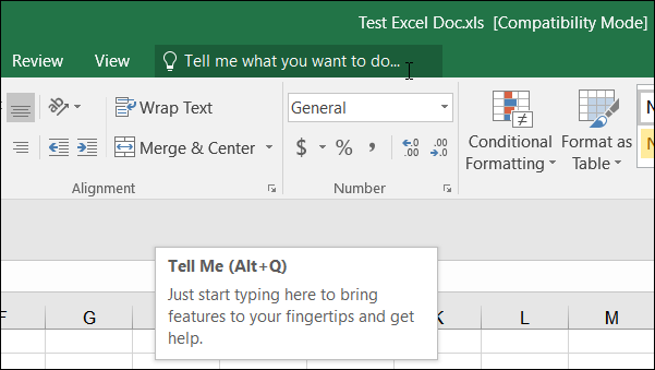 new excel