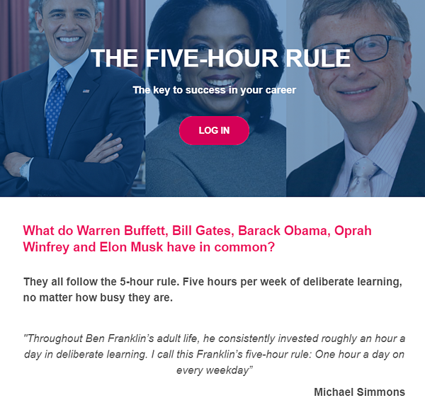 five-hour rule