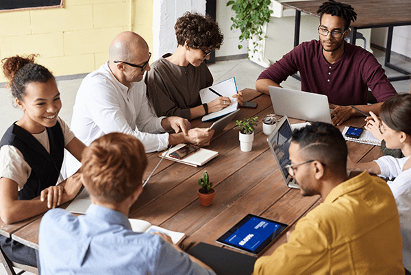 Integrated with Microsoft Teams