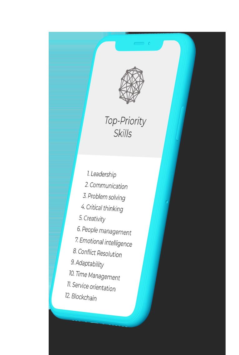 top priority skills